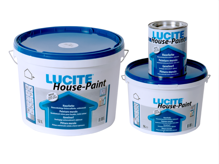Lucite Murale Housepaint Cd Peintures